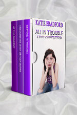 Ali in Trouble Box Set
