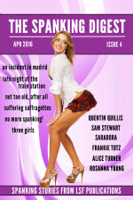 The Spanking Digest: Issue 4