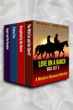 Love on a Ranch Box Set 3
