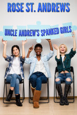 Uncle Andrew's Spanked Girls