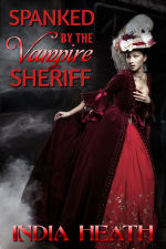 Spanked by the Vampire Sheriff